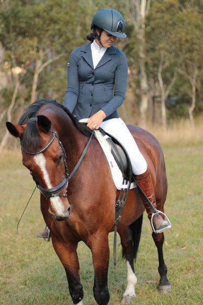 HLH Equestrian Apparel Second Skin Show Jacket