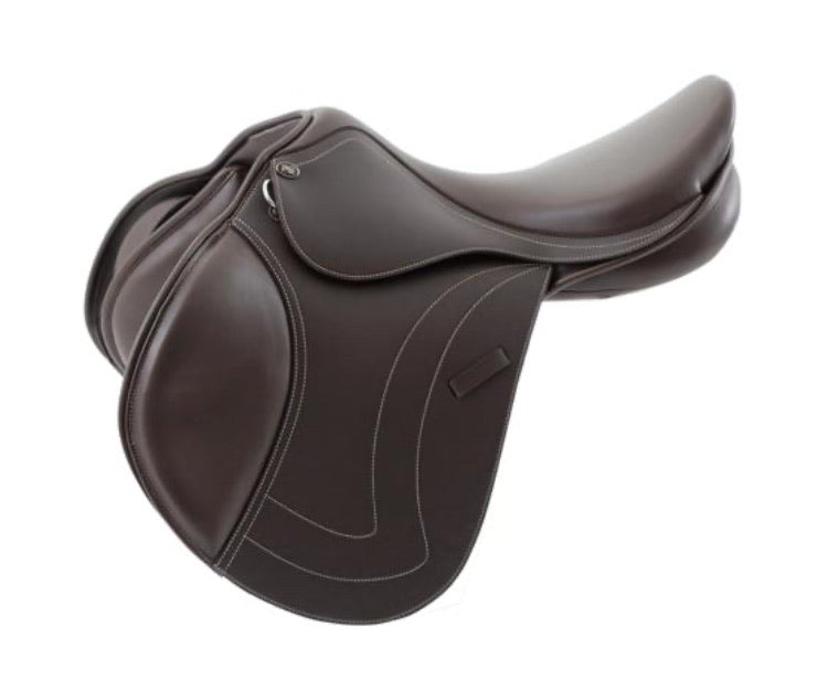 Premier Equine NEW Prideaux Synthetic Close Contact Jump Saddle
