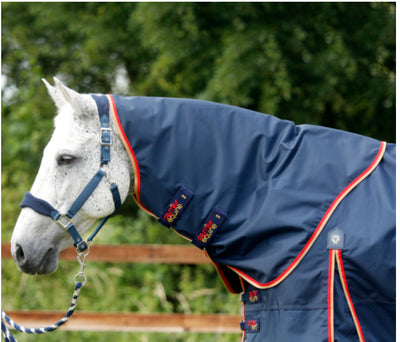 Premier Equine Buster Zero 0g Turnout Rug with Classic Neck Cover