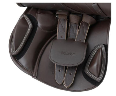 Premier Equine NEW Foxhill Pony Synthetic General Purpose/Jump Saddle