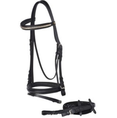 Jeremy &Lord Clincher Hanoverian Bridle