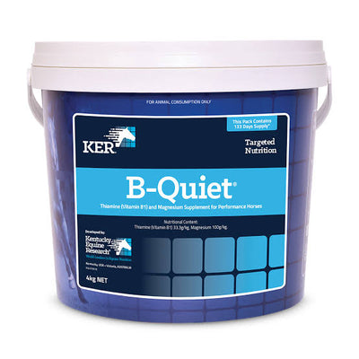 KER B Quiet Powder