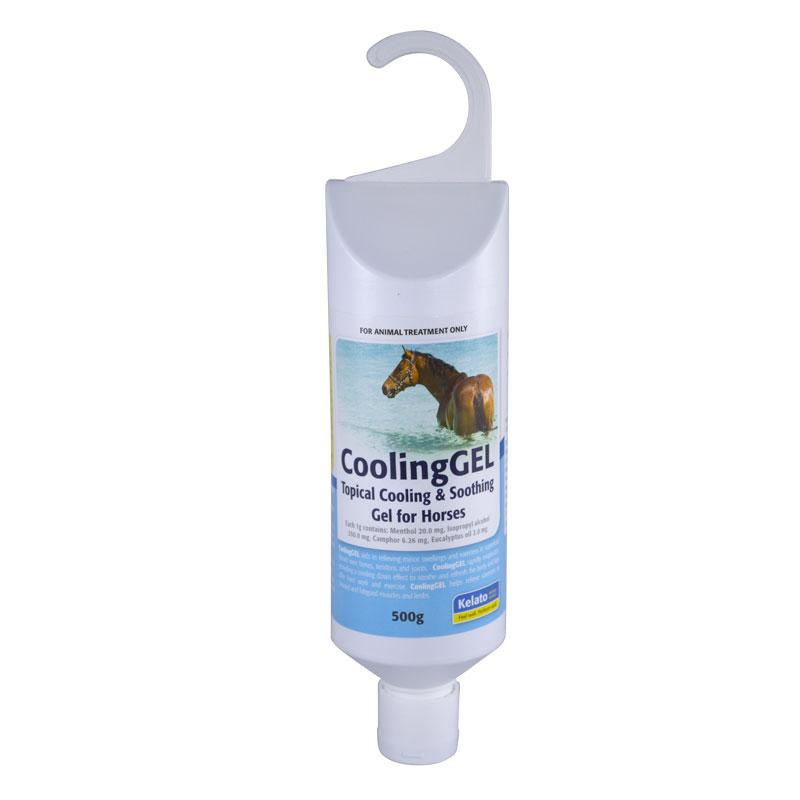Kelato Cooling Gel 500g-supplement-Southern Sport Horses
