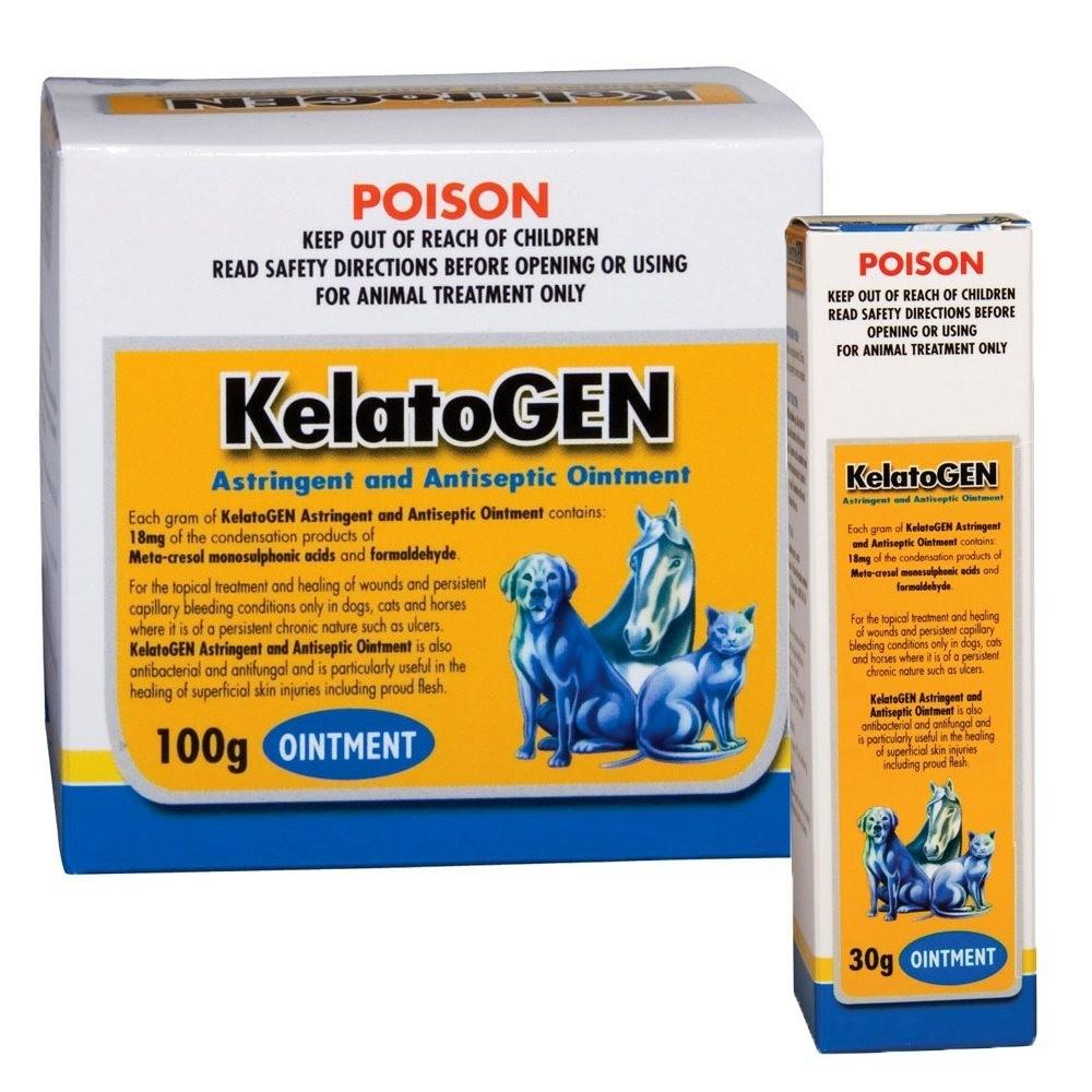 Kelato Kelatogen Ointment-supplement-Southern Sport Horses