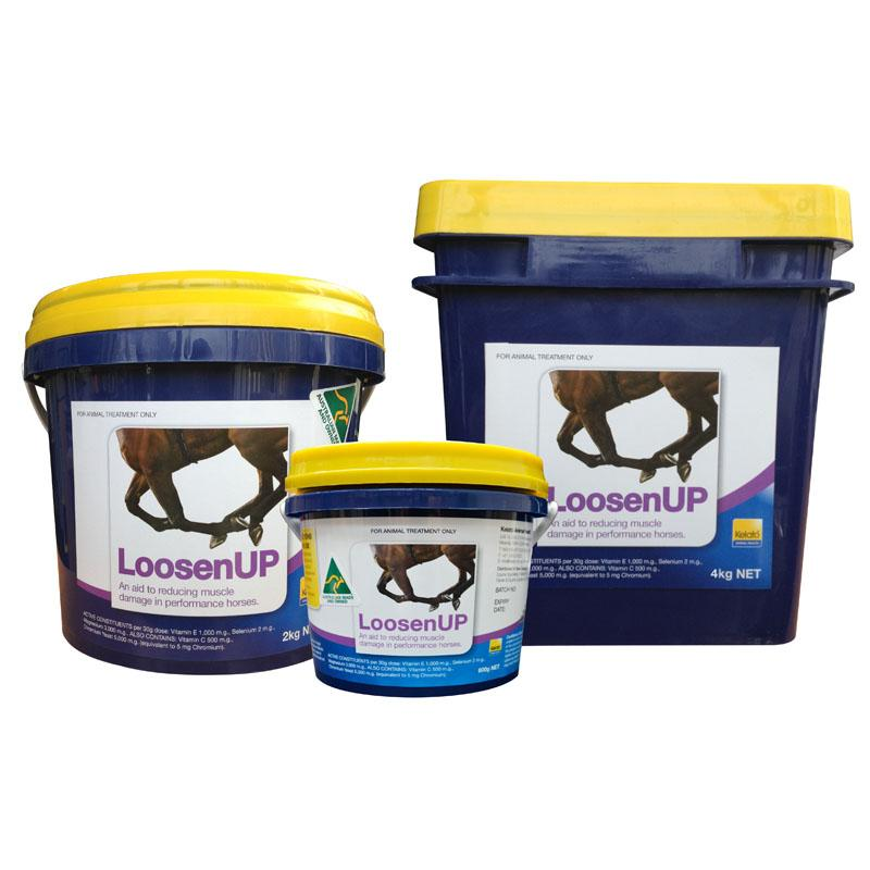 Kelato Loosenup-supplement-Southern Sport Horses