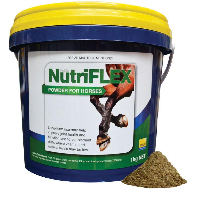 Kelato Nutriflex-supplement-Southern Sport Horses