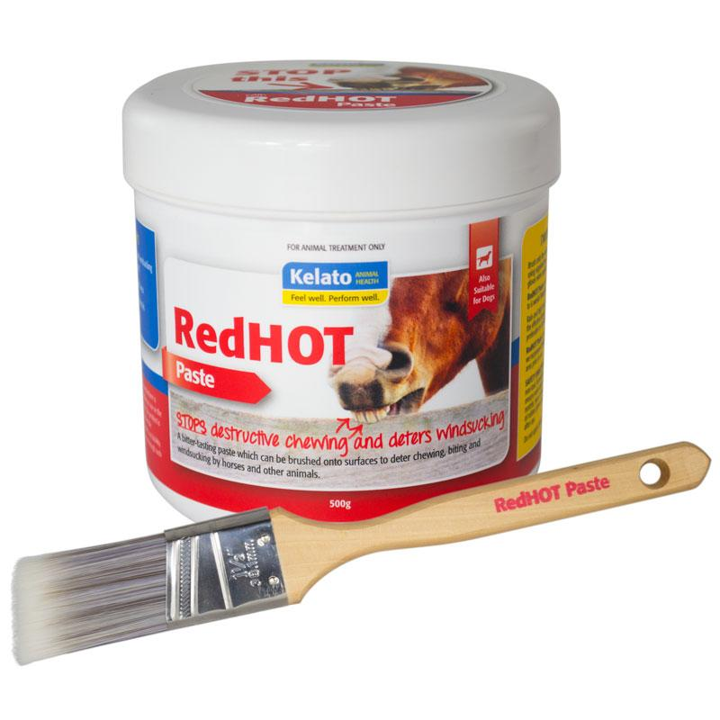 Kelato Red Hot Paste-shampoo-Southern Sport Horses