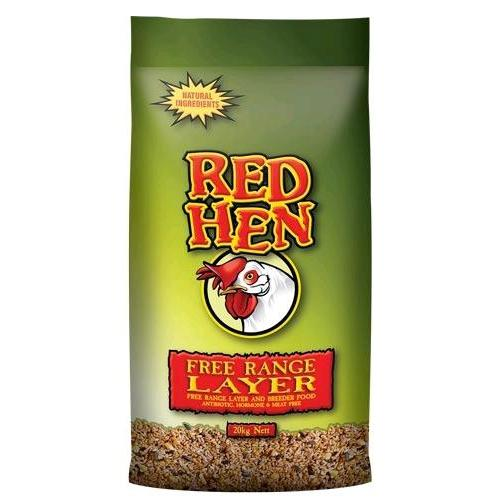 Laucke Red Hen Free Range Layer-Chicken Feed-Southern Sport Horses