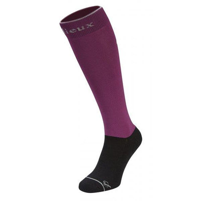 LeMieux Classic Performance Riding Socks-sock-Southern Sport Horses