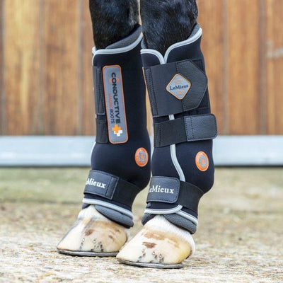 LeMieux Conductive Magno Boots-therapy boot-Southern Sport Horses