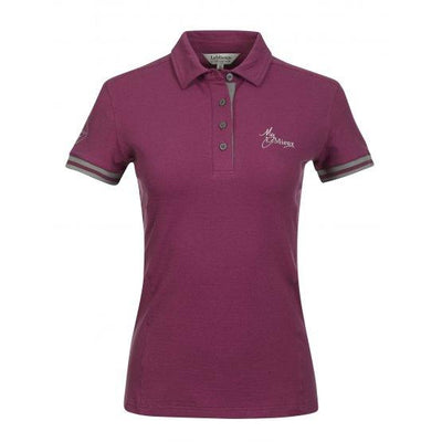 Lemieux Polo Shirt-Southern Sport Horses-Southern Sport Horses