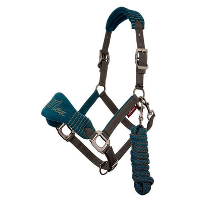 LeMieux Fleece Headcollar with Leadrope-LeMieux-Southern Sport Horses