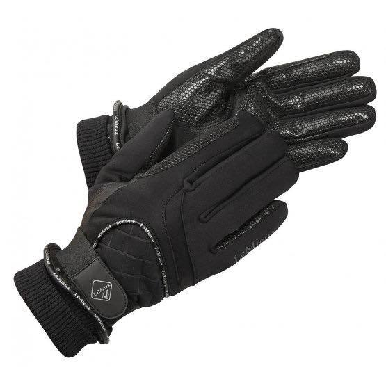 LeMieux Waterproof Lite Gloves-Gloves-Southern Sport Horses