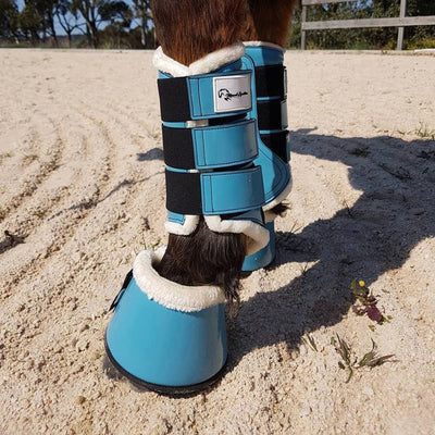 Maxwell Bell Boots-Bell Boot-Southern Sport Horses