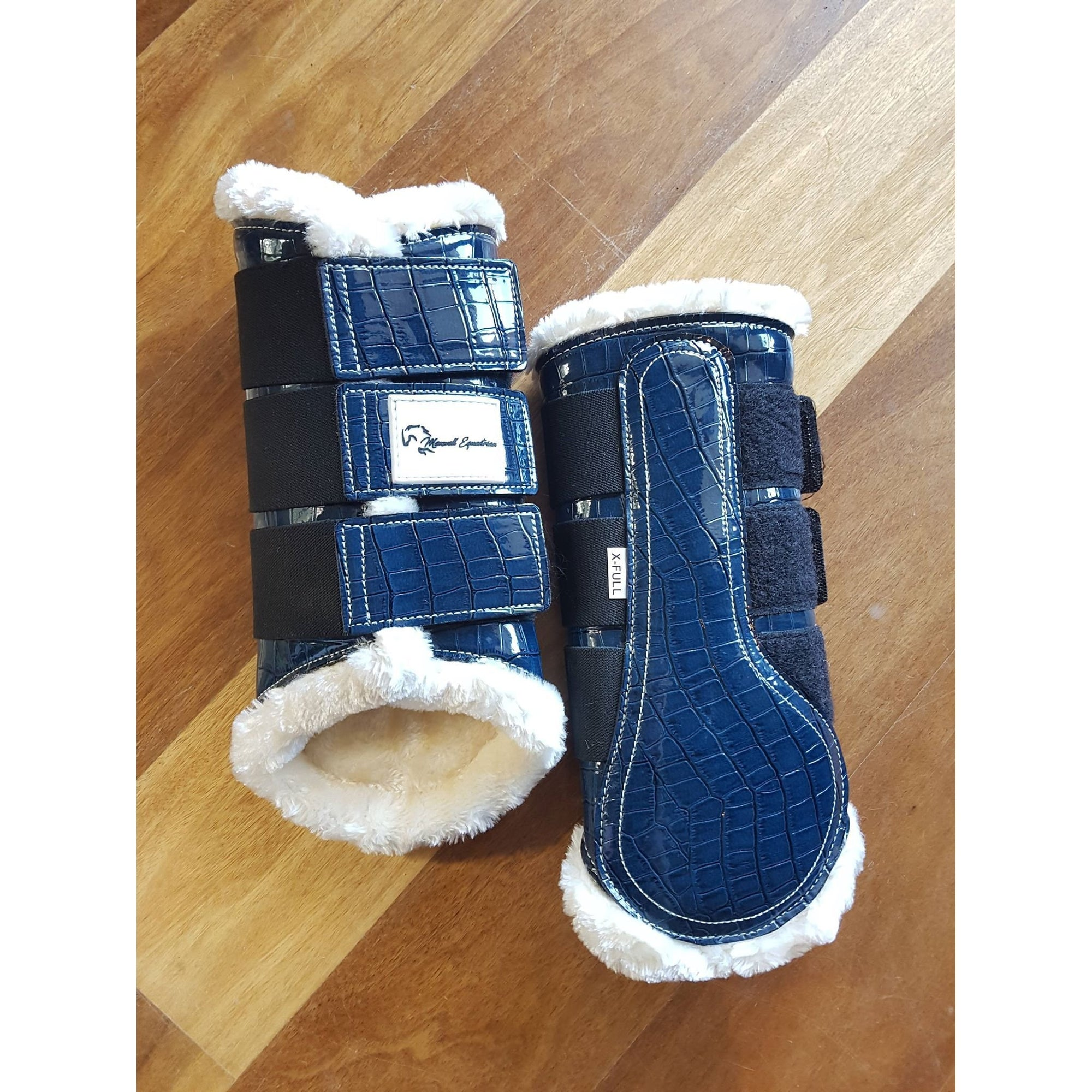 Maxwell Brushing Boots-Boot-Southern Sport Horses