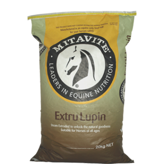 Mitavite Extru-Lupins 20kg-feed-Southern Sport Horses