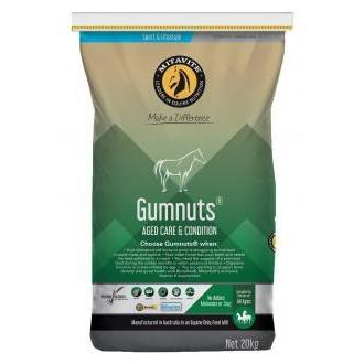 Mitavite Gumnuts 20kg-feed-Southern Sport Horses