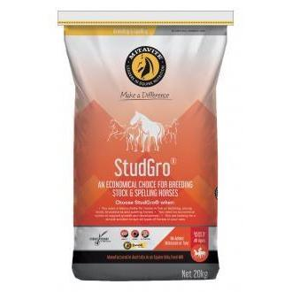 Mitavite Studgro 20kg-feed-Southern Sport Horses