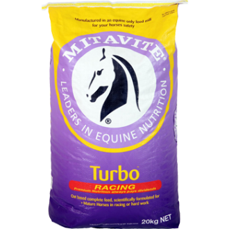 Mitavite Turbo Racing 20kg-feed-Southern Sport Horses