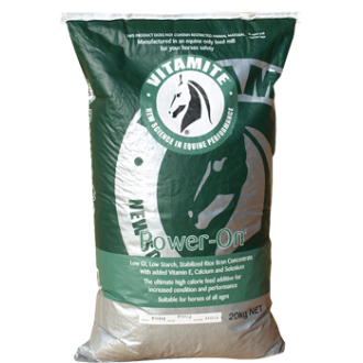 Mitavite Vitamite Power On 20kg-feed-Southern Sport Horses