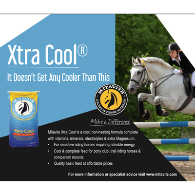 Mitavite Xtra Cool 20kg-feed-Southern Sport Horses