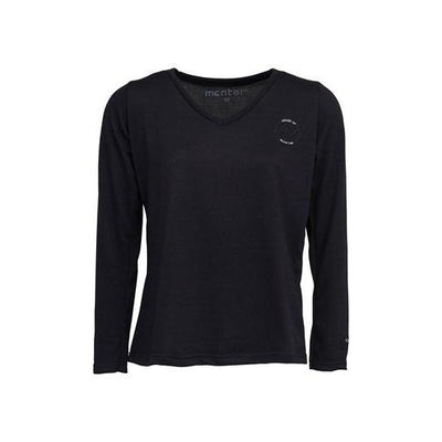 Montar V-neck Knit Sweater-Top-Southern Sport Horses