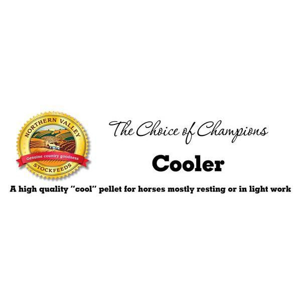 Northern Valley Cool Horse Pellet-feed-Southern Sport Horses