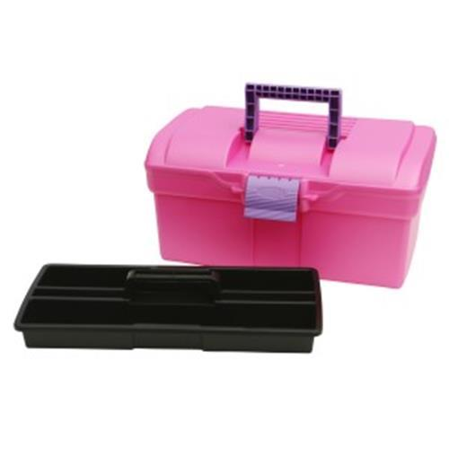 Plastica Panaro Polypropylene Grooming Box-grooming box-Southern Sport Horses