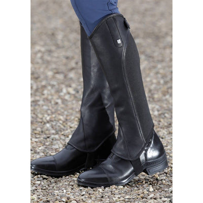 Premier Equine Emrisa Leather Half Chaps-half chaps-Southern Sport Horses