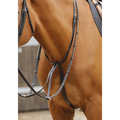 Premier Equine Fuscaldo Running Martingale-Breastplate-Southern Sport Horses