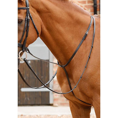Premier Equine Gressan Standing Martingale-Breastplate-Southern Sport Horses