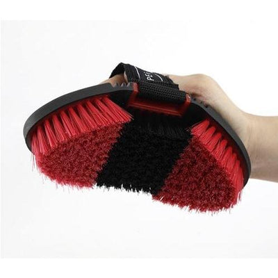 Premier Equine Soft-Touch Flexi Body Brush-grooming product-Southern Sport Horses