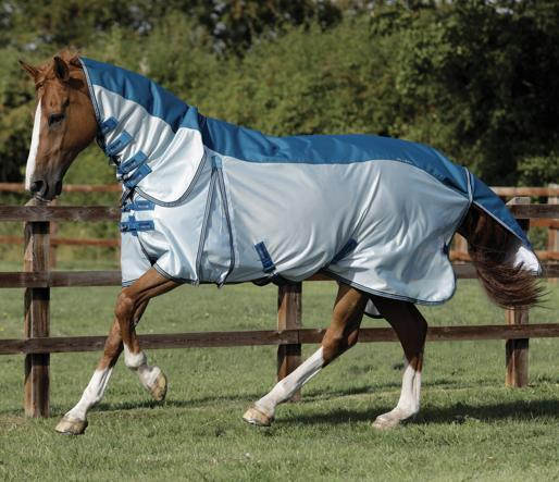 Premier Equine Stay-Dry Mesh Air Fly Rug-Premier Equine International-Southern Sport Horses