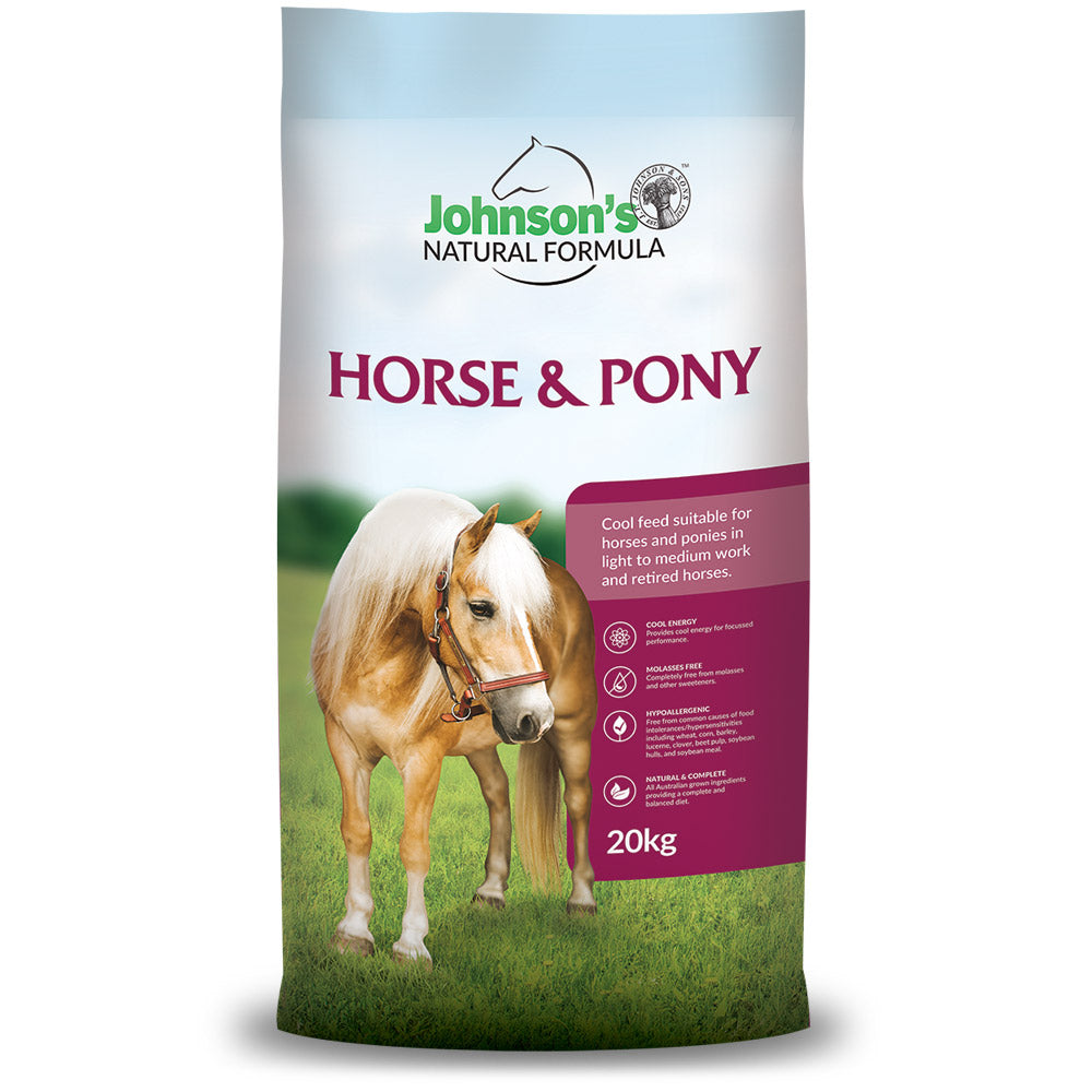 Johnsons Horse & Pony
