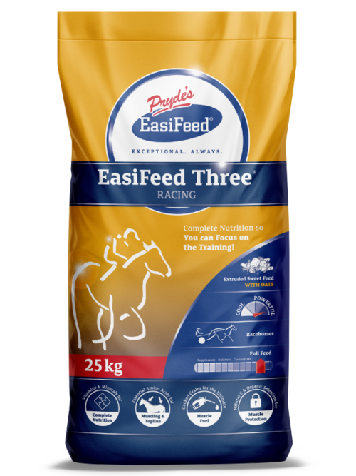 Prydes EasiFeed Three 25kg-prydes-Southern Sport Horses