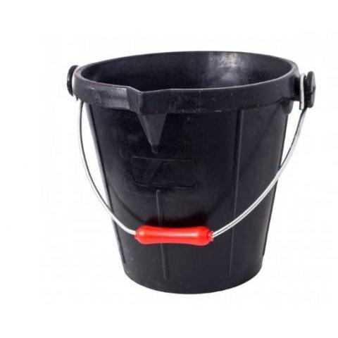 Red Gorilla Tyre Rubber Super Bucket 14L-Bucket-Southern Sport Horses