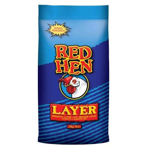 Red Hen Layer-Chicken Feed-Southern Sport Horses