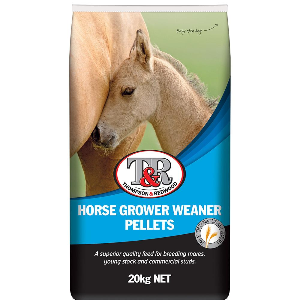 T & R Horse Grower and Weaner-Horse Feed-Southern Sport Horses