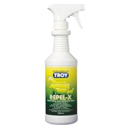 Troy Repel X 500ml-Fly Repella-Southern Sport Horses