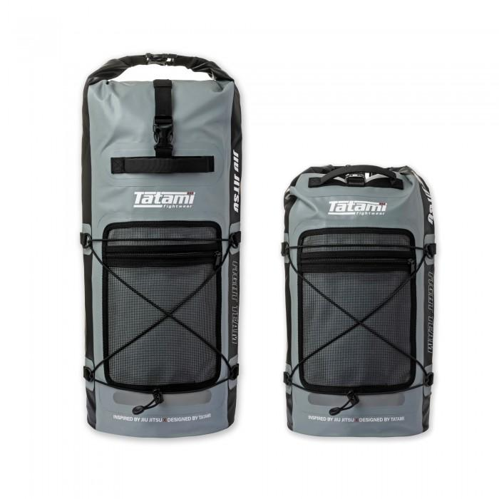Drytech Gear Bag Grey & Black
