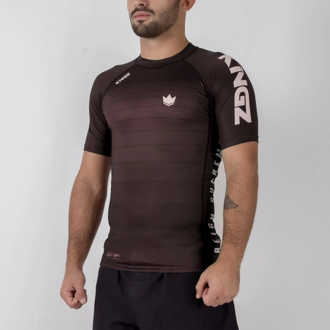 Ranked Rash Guard V5 Short Sleeve