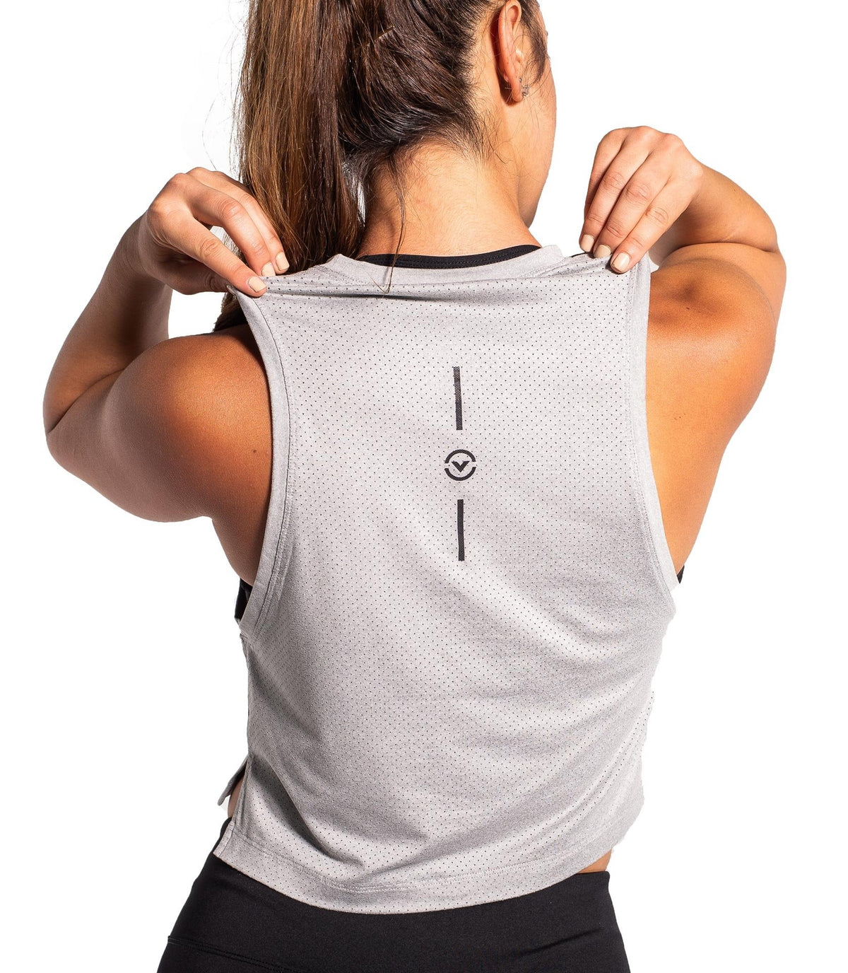 Pistol ECO Thread Crop Tank
