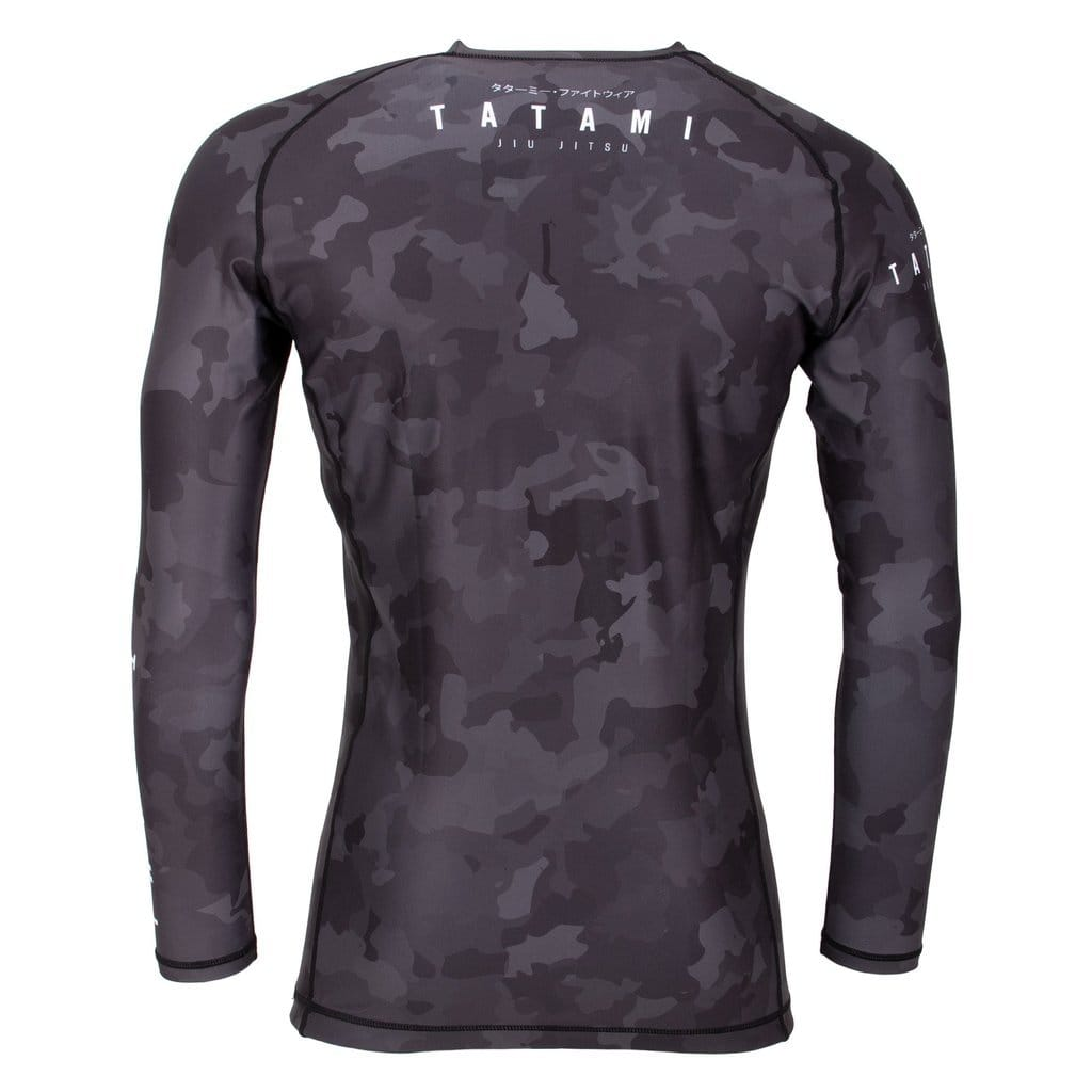Stealth Long Sleeve Rash Guard