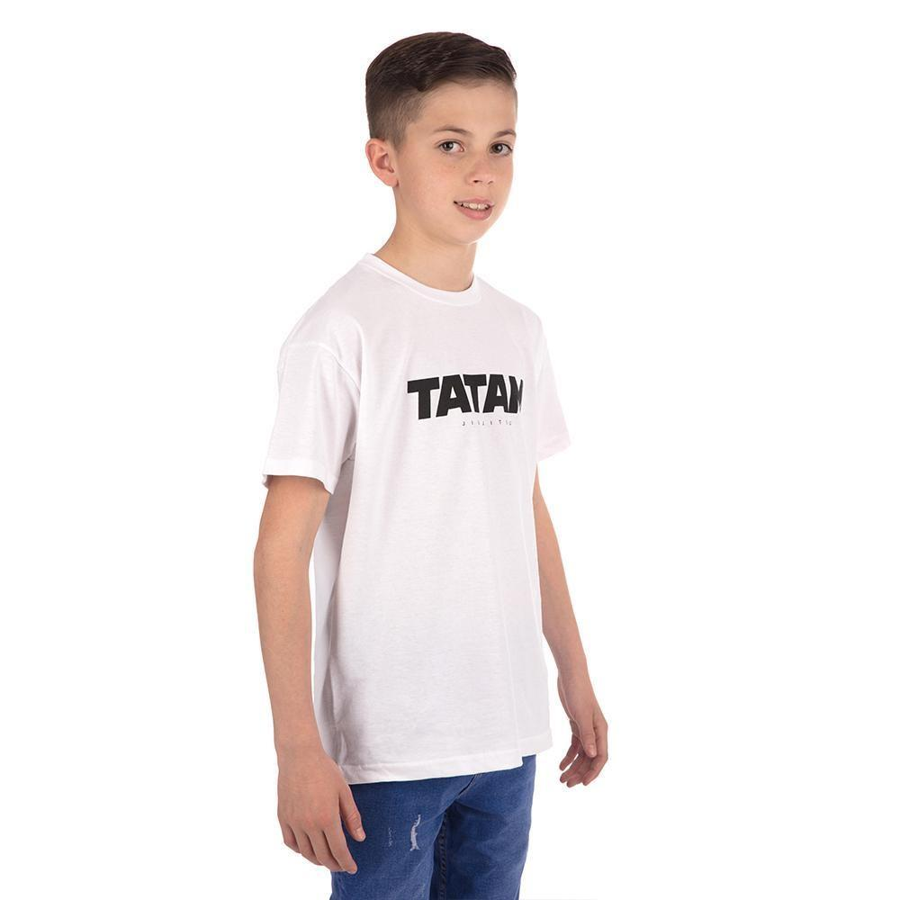 Kids Essential Tee - White