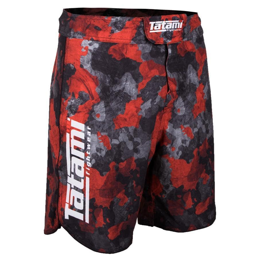 Renegade Shorts - Red Camo