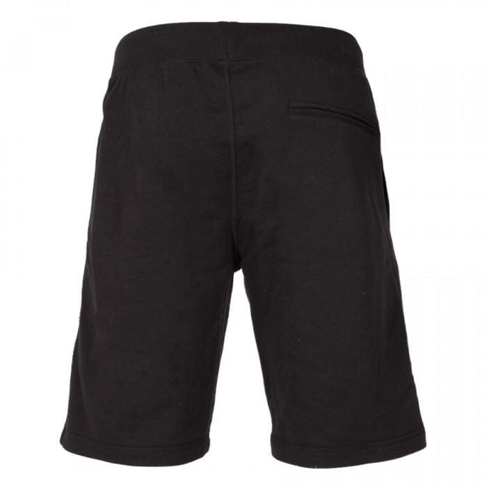 Script Sweat Shorts - Black