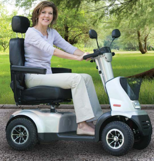 Top 5 Outdoor All Terrain Mobility Scooters in 2019