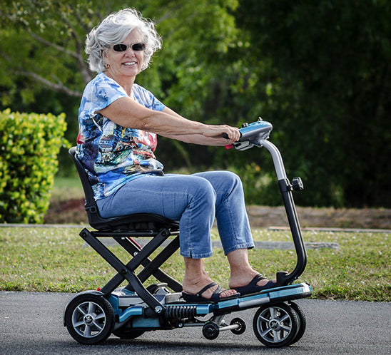 Top 7 Folding Mobility Scooters For 2019