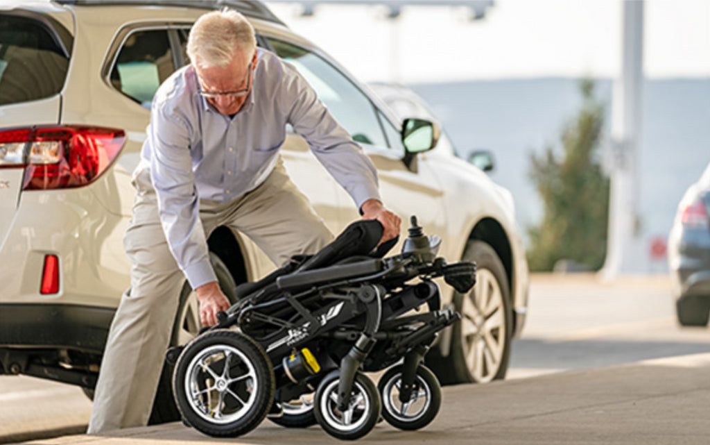 6 Best Folding Power Wheelchairs of 2020