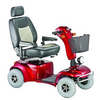 Merits Health S341 Pioneer 10 Bariatric 4 Wheel Scooter